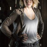 Rachel McAdams True Detective Ani Bezzerides Brown Jacket