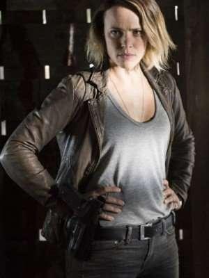 True Detective Ani Bezzerides Leather Jacket