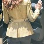 Scarlett Johansson Captain America Civil War Black Widow Jacket