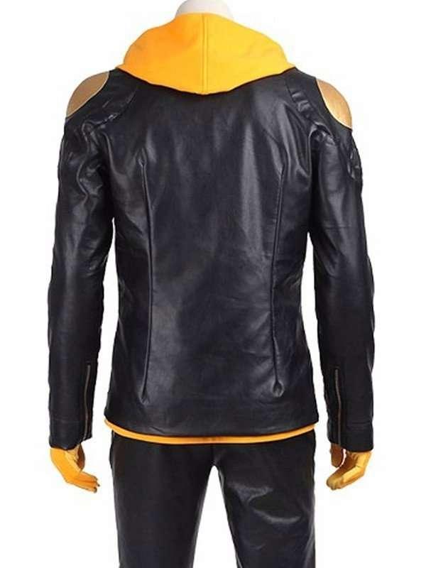 Spark Pokémon Go Leather Jacket