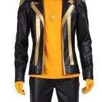 Spark Team Instinct Leather Jacket