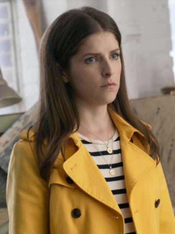 Stephanie Smothers A Simple Favor Anna Kendrick Coat