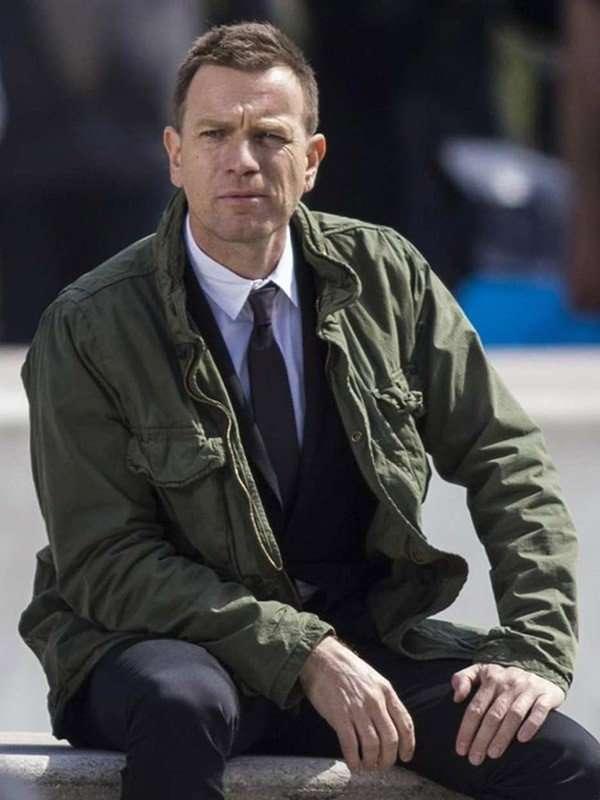T2 Trainspotting Ewan McGregor Green Jacket