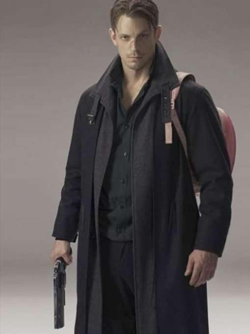 Takeshi Kovacs Black Coat
