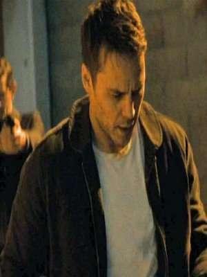 Paul Woodrugh True Detective Black Jacket