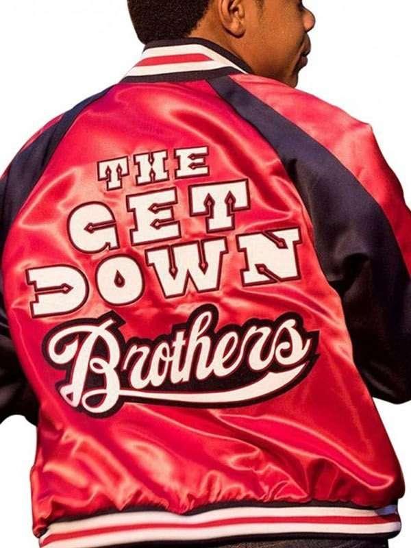 The Get Down Jaden Smith Jacket