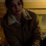 The Punisher Season 2 Giorgia Whigham Shearling Jacket