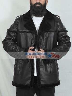 Ben Barnes The Punisher 2 Jacket