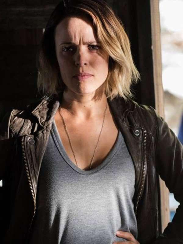 True Detective Rachel McAdams Leather Jacket