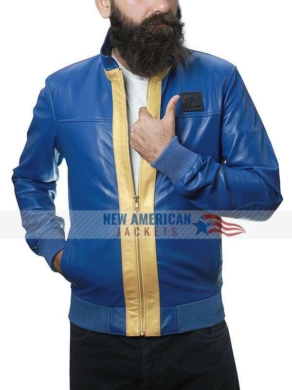 Vault Tec Blue Jacket