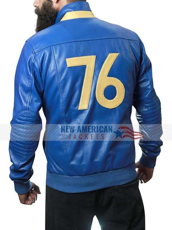 Vault Tec Fallout jacket
