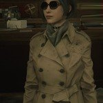 Ada Wong Trench Coat