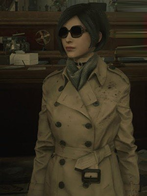 Resident Evil 2 Ada Wong Cotton Coat