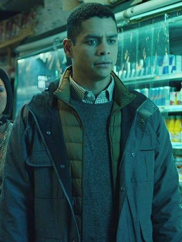 Alan Zaveri Blue Jacket