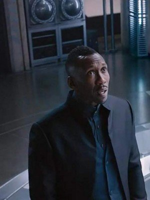 Mahershala Ali Jacket from Alita Battle Angel