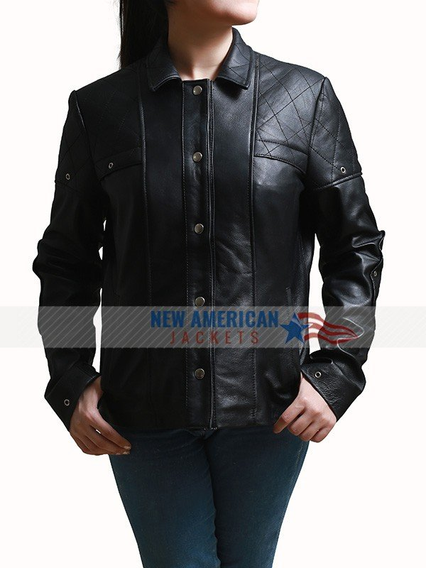 Alita Black Jacket