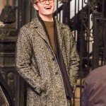 Ansel Elgort The Goldfinch Trench Coat
