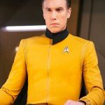 Anson Mount Yellow Uniform Jacket
