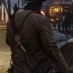 Arthur Morgan Red Dead Redemption 2 Brown Leather Jacket
