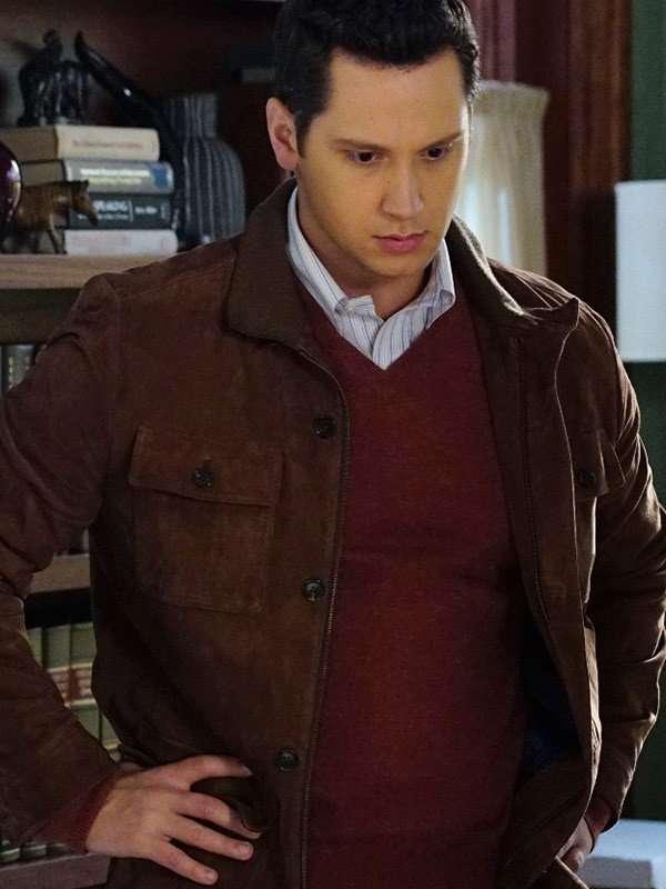 Asher Millstone Brown Jacket