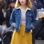 Baby Driver Debora Blue Jacket