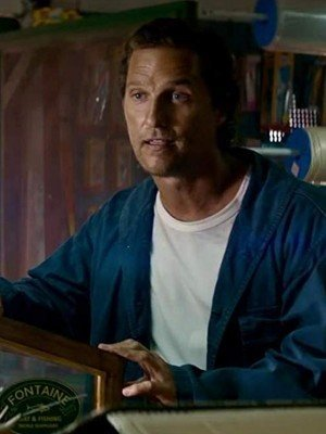 Matthew McConaughey Serenity Cotton Jacket