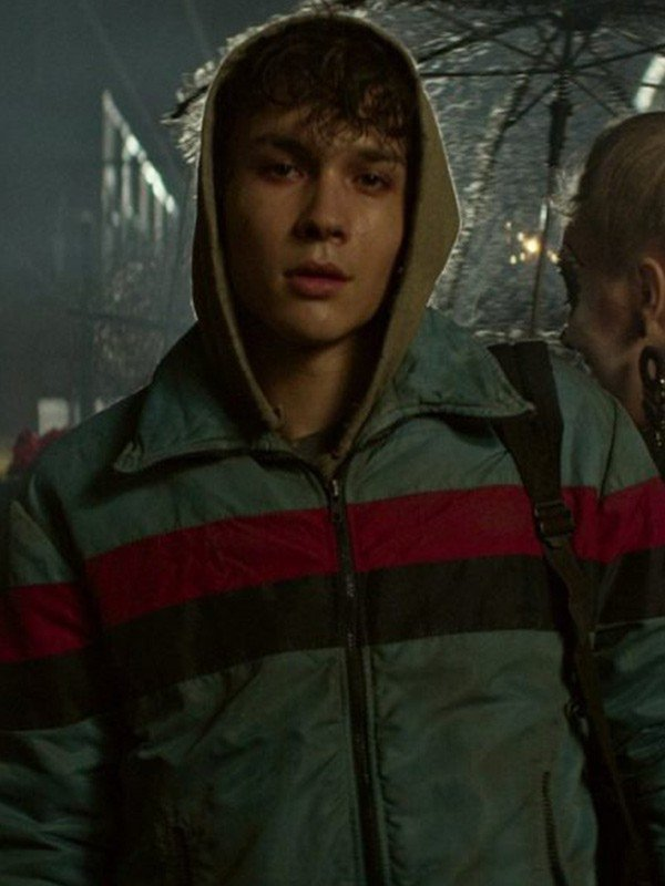 Benjamin Wadsworth Jacket from Deadly Class