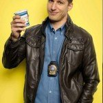 Brooklyn Nine Nine Andy Samberg Black Jacket