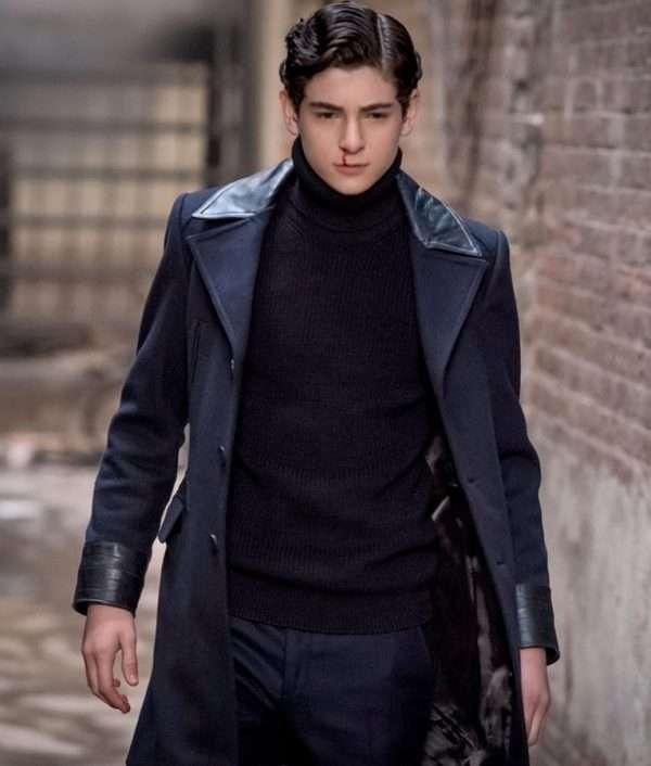 Bruce Wayne Coat