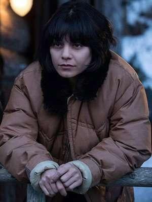 Polar Vanessa Hudgens Cotton Jacket
