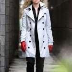 Camren Bicondova Coat from Gotham TV Series