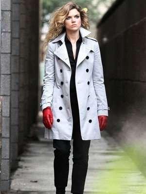 Gotham Selina Kyle Cotton Coat