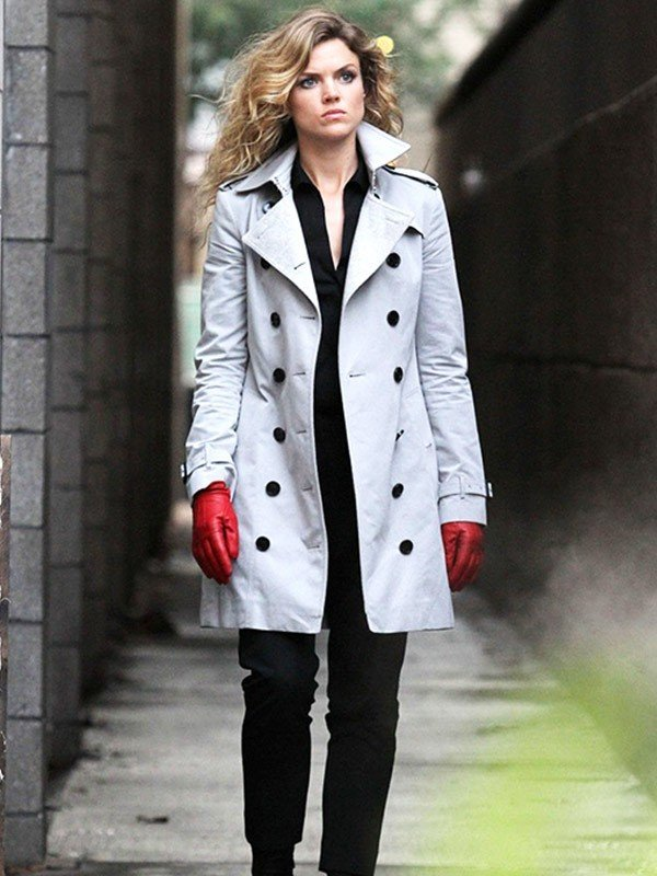 Camren Bicondova Coat from Gotham TV Series