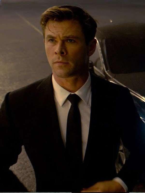 Chris Hemsworth Men in Black International Jacket