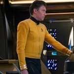 Christopher Pike Star Trek Yellow Uniform Jacket