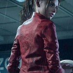 Claire Redfield Red Jacket from Resident Evil 2