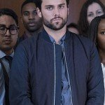 Connor Walsh Checked Bomber Jacket