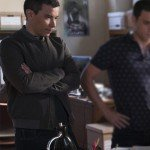 Conrad Ricamora Cotton Jacket from How to Get Away with Murder
