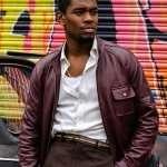 Dennis Campbell Yardie Leather Jacket