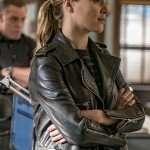 Detective Hailey Upton Black Jacket