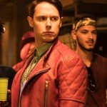 Dirk Gently Red Jacket