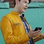 Dirk Gently Yellow Jacket