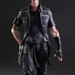 Dissidia Final Fantasy Black Jacket