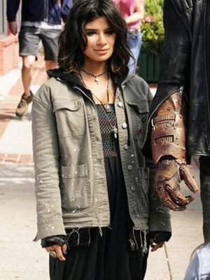 Doom Patrol Crazy Jane Jacket