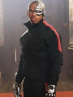 Doom Patrol Cyborg Jacket