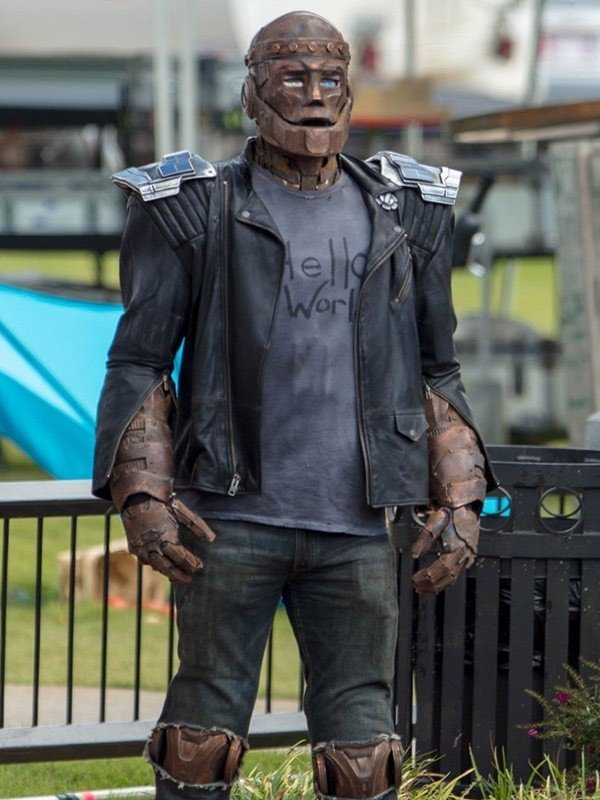 Doom Patrol Robotman Jacket