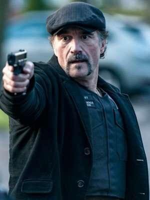 Detective Alvin Olinsky Chicago PD Black Jacket