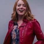 Emma Stone Leather Jacket from La La Land