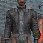 Fallout 4 Bomber Armor Jacket