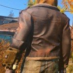 Fallout 4 Leather Jacket